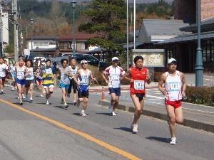 塩原温泉湯けむりマラソン大会