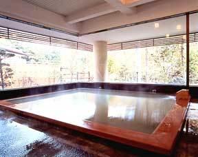 高尾の湯大浴場